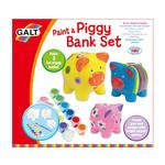 Galt Toys Paint a Piggy Bank Set, 3yrs+
