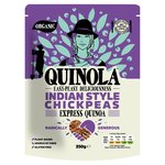 Quinola Mothergrain  Indian Style Chickpea Express Organic Quinoa