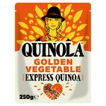 Quinola Golden Vegetables Organic Ready to Eat Quinoa