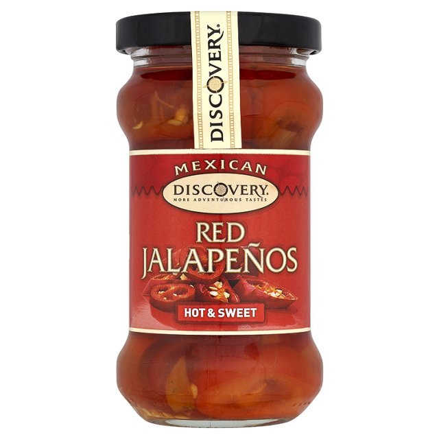 Discovery Red Jalapenos
