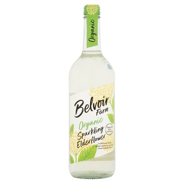 Belvoir Organic Elderflower Presse