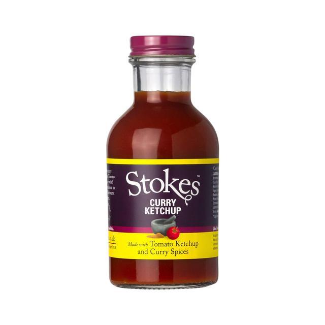 Stokes Curry Ketchup Ocado