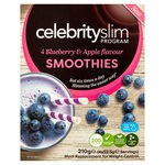 Celebrity Slim Blueberry & Apple Smoothie