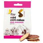 Itsu Dark Chocolate Mini Corn Cakes