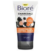 Biore Charcoal Oil Control Scrub at Ocado