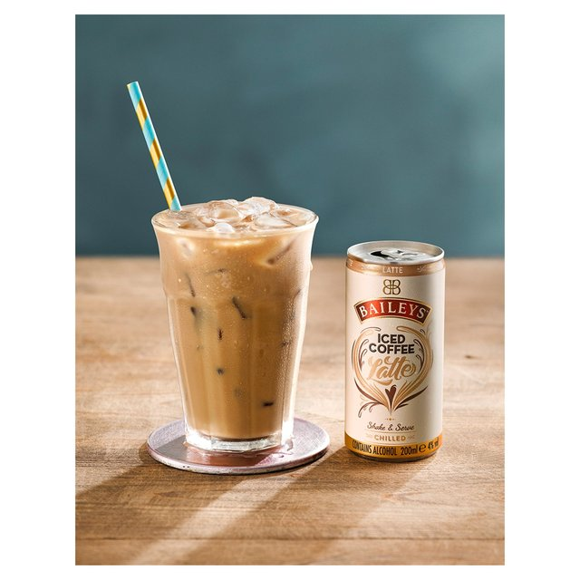 Iced Coffee Latte Homemade Making From Ice Cubes Coffee Frozen ...