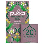 Pukka Motherkind Baby Herbal Tea Bags