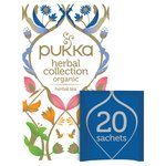 Pukka Herbal Collection Tea Bags