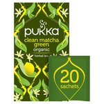 Pukka Clean Matcha Green Tea Bags
