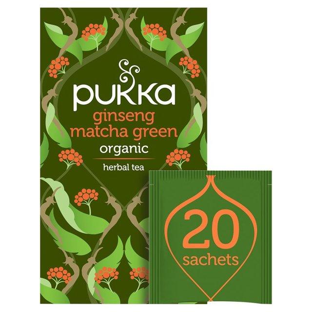 Pukka Organic Tea - Clean Matcha Green - The Little