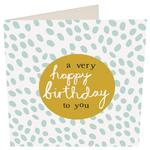 Caroline Gardner  A Very Happy Birthday Card