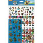 Paw Patrol Mega Pack Stickers, 3yrs+