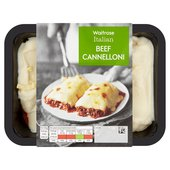 Waitrose Beef Cannelloni