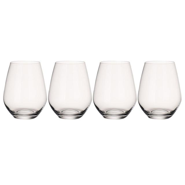 Villeroy & Boch Ovid Water Glasses Set, 420ml