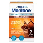 Meritene Strength and Vitality Chocolate Shake