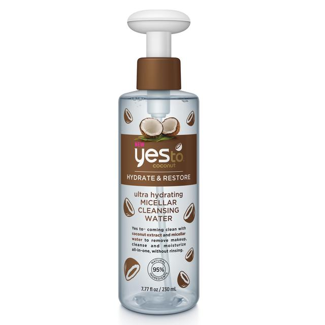 Yes To Coconut Micellar Cleansing Water Ultra Hydrating