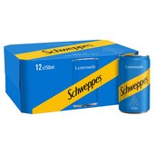 Schweppes Lemonade Mini Cans