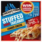 Chicago Town Takeaway Medium Stuffed Cheese Pizza