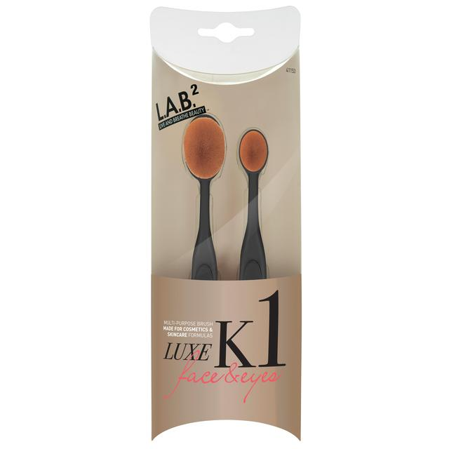 LAB2 Luxe Oval Brushes