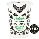 Rebel Kitchen Original Dairy Free Organic Coconut Yogurt