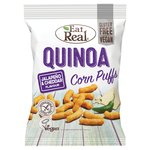 Eat Real Quinoa Puffs Jalapeno Flavour