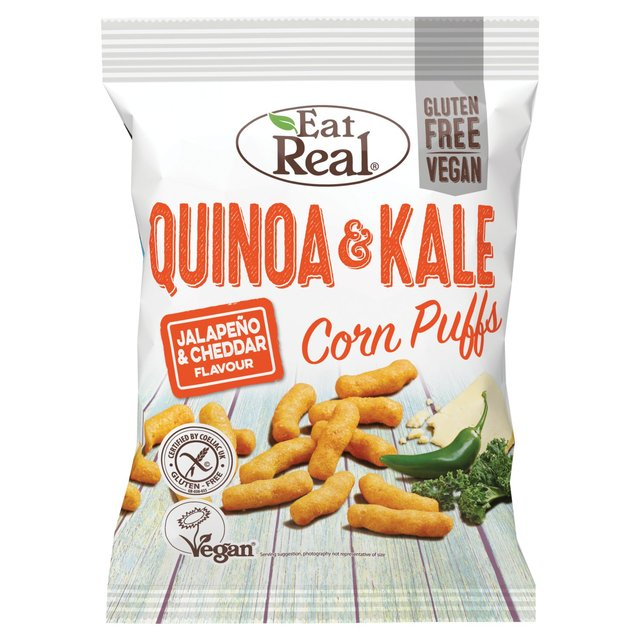 Shop Cheetos 3 25 Oz Cheetos Cheese Puffs At Lowes Com: Eat Real Quinoa Kale Puffs Jalapeno Flavour 113g From Ocado