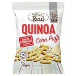 Eat Real Quinoa Puffs Cheese Flavour