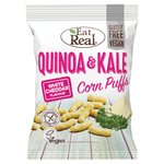 Eat Real Quinoa Kale Puffs Cheese Flavour