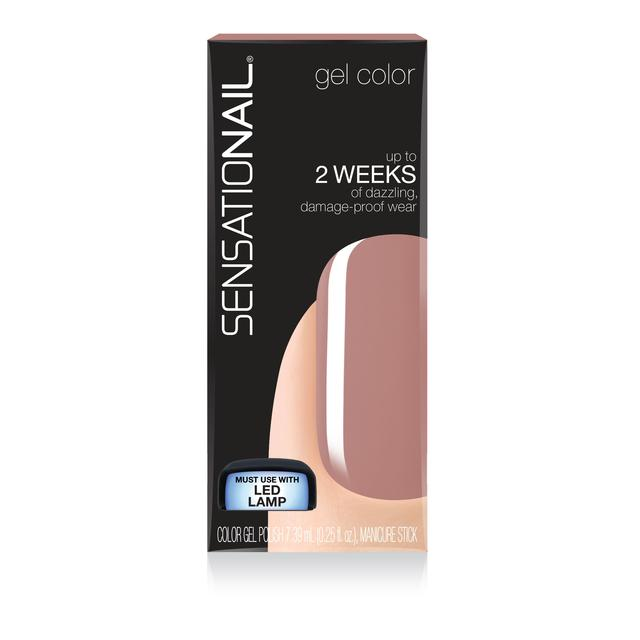 SensatioNail Gel Polish, Macchiato