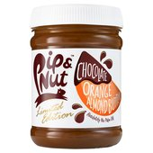 Pip & Nut Chocolate Orange Almond Butter Limited Edition