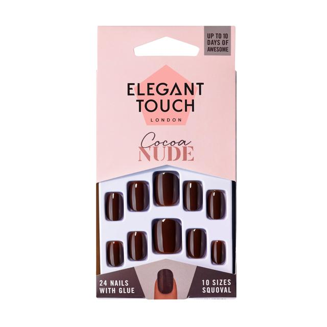 Elegant Touch Nude Collection,  Cocoa