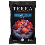 Terra Stripes & Blues Sea Salt Vegetable Chips