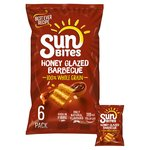 Sunbites Barbecue Multigrain Snacks