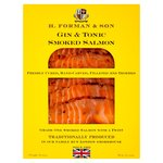 H. Forman & Son Gin & Tonic Cured Smoked Scottish Salmon