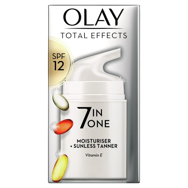 Olay Total Effects 7in1 Light Sun-Kissed Glow Moisturiser