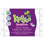 Kandoo Sensitive Toddler Wipes 50 per pack