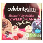 Celebrity Slim 2 Week Holiday Plan