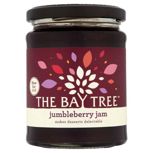 The Bay Tree Jumbleberry Jam 340g