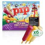 Pip Organic Pip & Mix Fruity Organic Lollies
