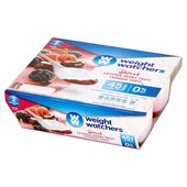 Weight Watchers Berry Fruit Layered Fat Free Fromage Frais