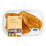 Seachill 2 Chunky Breaded Cod Fillets