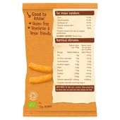 Organix Carrot Sticks Multipack