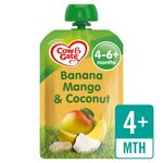 Cow & Gate Banana, Mango & Coconut Fruit Pouch