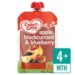 Cow & Gate Apple & Blackcurrant Fruit Pouch