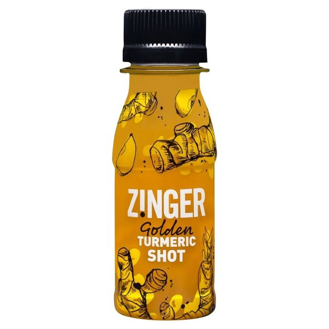 James White Turmeric Juice Zinger Shot | Ocado