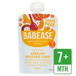 Babease Organic Keralan Vegetable Curry