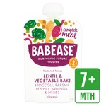 Babease Organic Lentil & Vegetable Bake