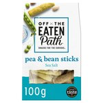 Off The Eaten Path Sea Salted Bean Sticks