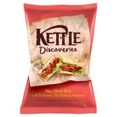 Kettle Discoveries New York Deli