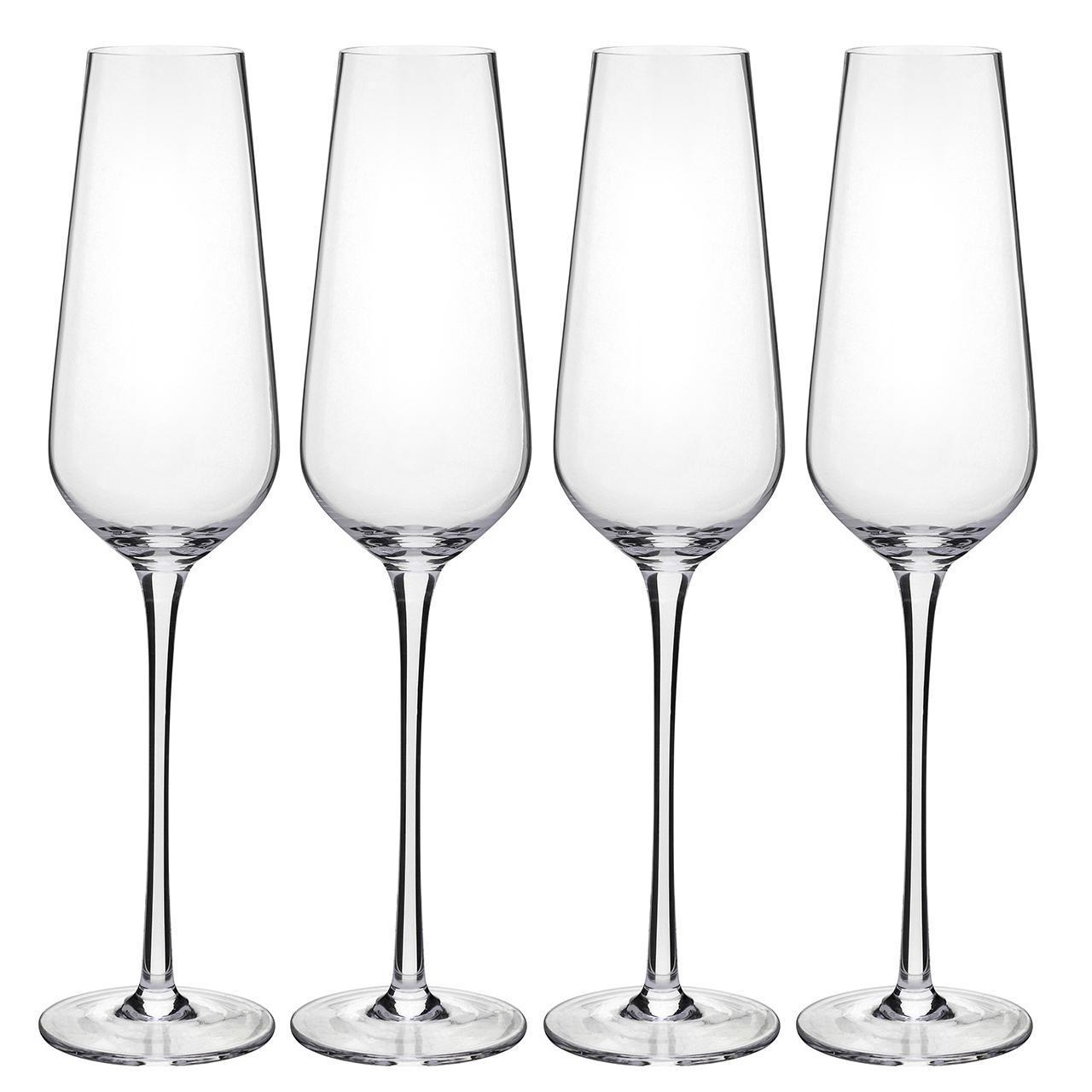 5382e7599c1f Waitrose Champagne Flutes Set
